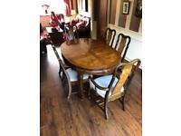 Imperial Dynasty dining table to seat 6-8 people
