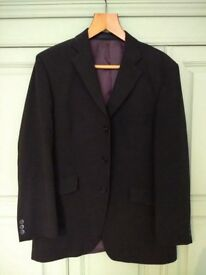 Marks and Spencer Tailoring - The essential suit - Black