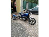 Trike gs 850 suzuki