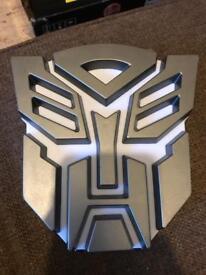 Transformers USB Glow kids light