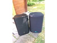 Electrovoice EV Stage ZLX 12p active PA speakers