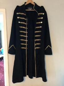 "Blacklist "" my trench"" jacket, in medium, steampunk style."