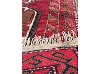 Beautiful Persian Rug - recently washed