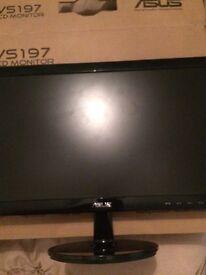ASUS VS197 LCD Monitor