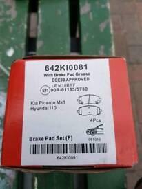 Brake pad Hyundai i10