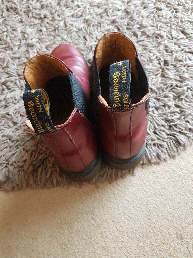 Original Dr Marten boots. Size 8. Worn once