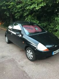 Ford KA Collection 2003, great runner, priced for quick sale