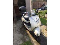 Sym scooter..50cc