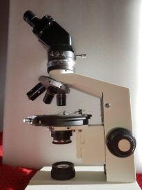 Radical Scientific polarising Microscope Model RPL-55B