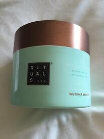 Rituals karma body cream New unopened 200ml .