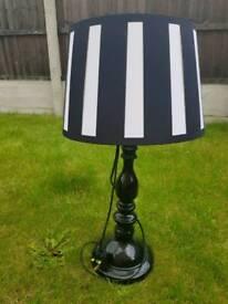 monochrome lamp... as new!