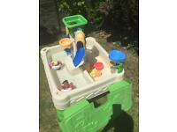 Little tikes water and sand play table