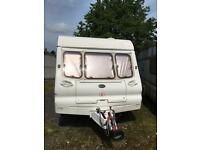 Bailey Ranger 550/6 Caravan 2003 model with ALKO hitch