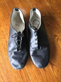 Tap and dance shoes
