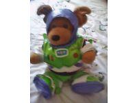 Build A Bear - Buzz Light Year Bear In Full Costume