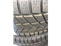 2x 215/50/R17 brand new tyres