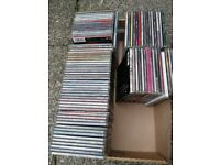 CD Singles 80 plus mostly dance