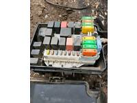 Fuse and Relay box. Iveco Daily 2008 model. 2.3 engine