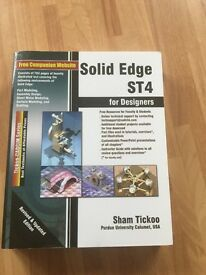 Solid edge ST4 for designers-revised updated edition