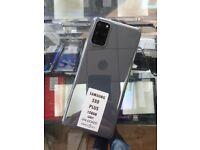 Samsung S20 Plus 128gb Grey Unlocked With WARRANTY