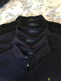 Men's Designer Clothes Size Large / X Large good condition some worn once Jeans/Polo shirts/Jackets