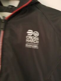 Crosshatch jacket