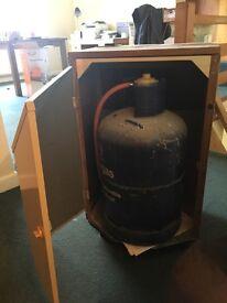 Portable Gas Fire Heater Radiator Snugbug