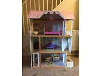 Princess doll house, Kid Kraft