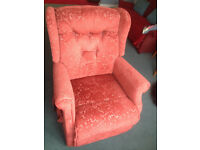 """Henley Recliner """"Oban"""" chair, rise up £30"""