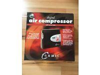 Cosmic Digital Air Compressor 12v Inflator *BRAND NEW*