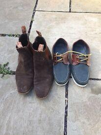 Men's shoes size 11.5