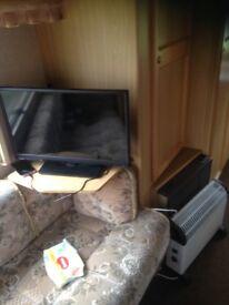 4berth Eddis caravan