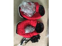 Citi double jogger select pushchair