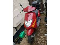 Moped 125cc Honda Lead