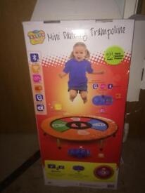 Wi fi trampoline great activity toy