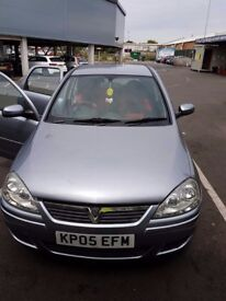 Vauxhall corsa 1,4 petrol for sale