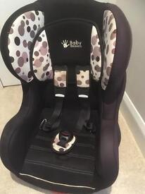 Baby Weaves Car Seat