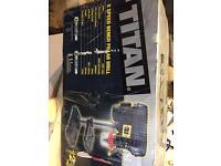 Titan pillar Drill 5 Speed Brand New sealed in box