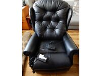 These two electric reclining,massaging chairs are in excellent condition being only 6 years old.