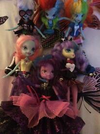 My little pony equestria girls x 6