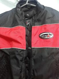 Motorcycle Jacket small size