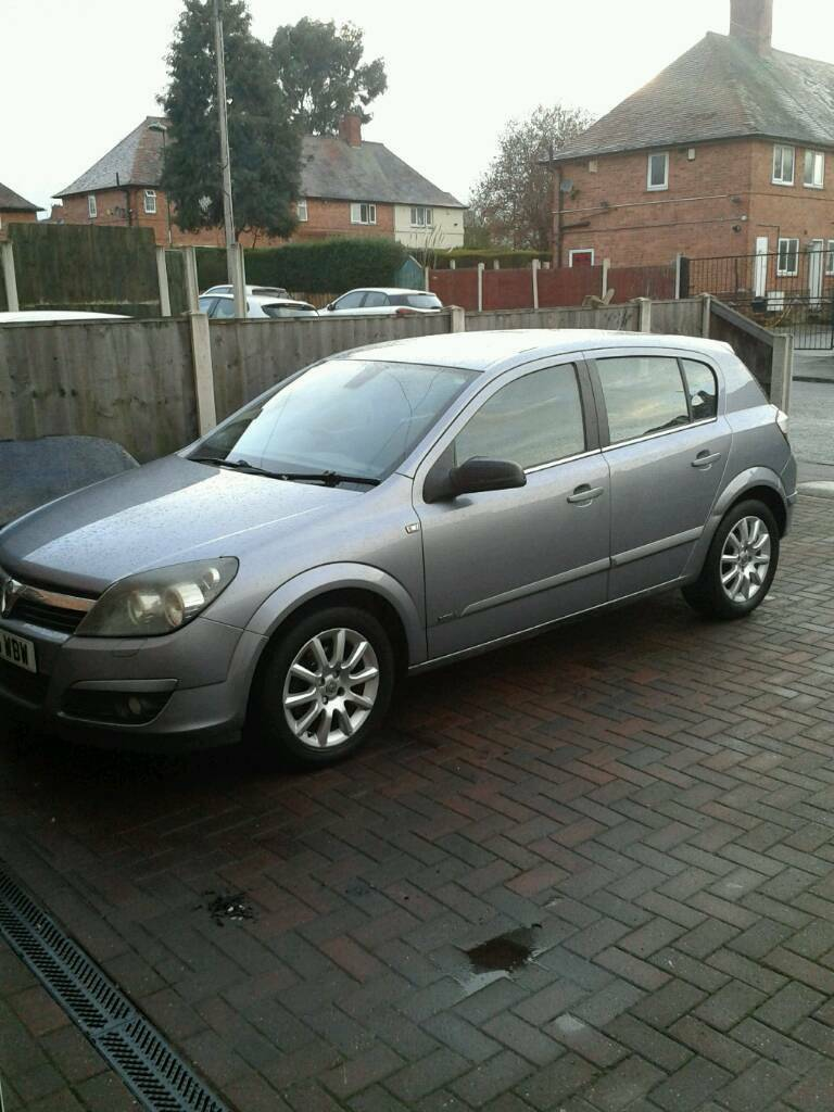 Vauxhall astra 1.6 space or repairs
