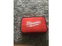 Milwaukee screw gun