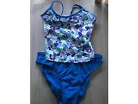 Three brand new women's swimming costumes