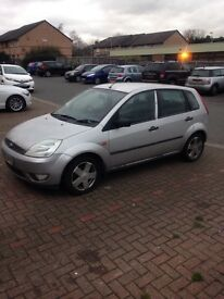 Ford Firsta 1.4, Silver, 5 Doors, 11 Months MOT, 118,000
