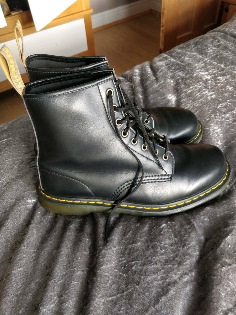 Dr martens (vegan) 1460 boots size 11 | in Southampton, Hampshire | Gumtree