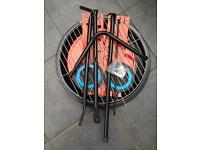 """17"""" round BBQ-new-wheels-assembly instructions-offers"""