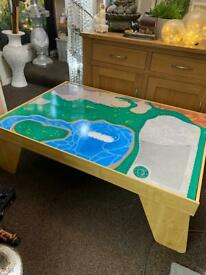 HUGE child's activity table