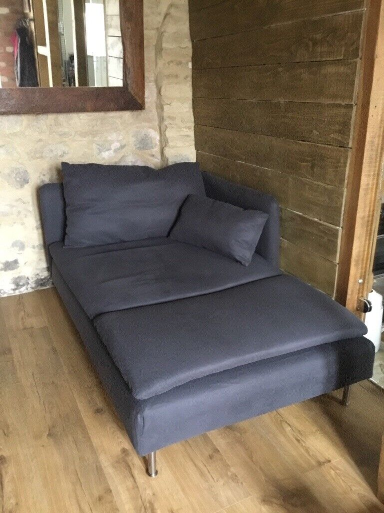 Ikea Soderhamn Chaise Excellent Condition Like New
