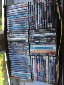 75 x DVDs for £7!!! All original. That under 10p each!! Pick up from kessingland